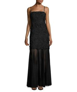 Vera Wang | Lace Topped Gown
