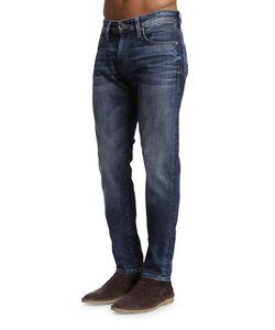 Mavi | Shaded Williamsburg Slim-Fit Jeans
