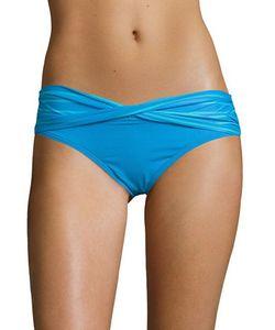 Coco Reef | Serenity Striped Criss-Cross Hipster Bikini Bottoms