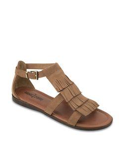 Minnetonka | Maui Fringe Sandals