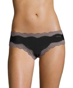 Calvin Klein | Lace-Trimmed Hipster Panties