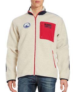 Billionaire Boys Club | Zip Front Sherpa Jacket