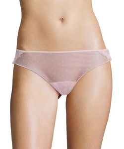 La Perla | Plumetis Lace Thong