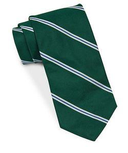 Brooks Brothers | Striped Silk Tie