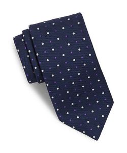 Brooks Brothers | Dotted Silk Tie