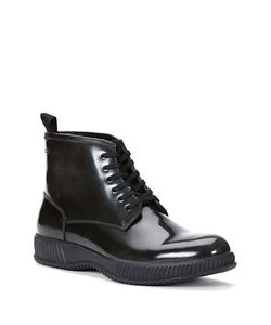 Calvin Klein | Hunt Patent Leather Boots