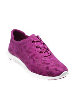 Cole Haan | Zerogrand Perforated Leather Sneakers