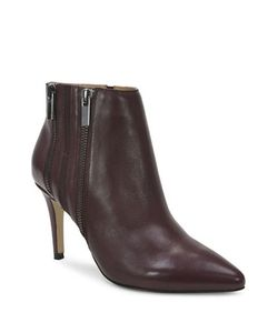 Tahari | Krave Leather Ankle Boots