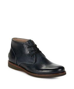 John Varvatos | Brooklyn Leather Chukka Boots