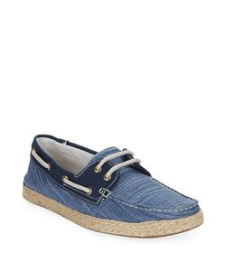 GBX | Dore Two Eye Checked Boat Shoes