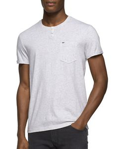 Calvin Klein Jeans | Cotton Jersey Henley