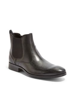 Cole Haan | Copley Leather Chelsea Ankle Boots