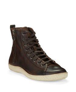 John Varvatos | Hatton Side Zip Sneakers