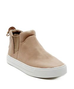 Dolce Vita | Zelm Leather Slip-On Sneakers