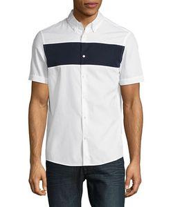 Michael Kors | Slim Fit Short-Sleeve Sportshirt