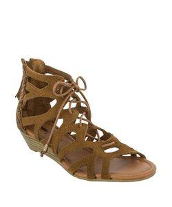 Minnetonka | Merida Ii Suede Sandals