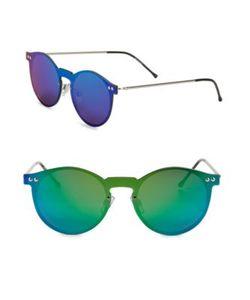 Spitfire | 50mm Round Sunglasses