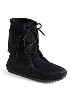 Minnetonka | Tramper Moccasin Ankle Boots