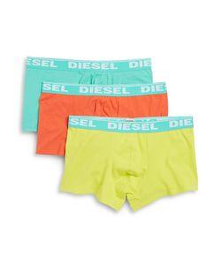 Diesel   Three-Pack Logo Boxers Set