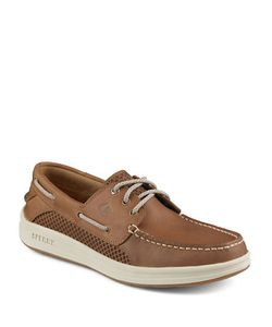 Sperry | Gamefish Leather 3-Eye Boat Shoes