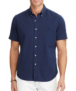 Polo Big And Tall | Classic Fit Seersucker Shirt