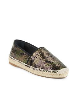 Marc Jacobs | Sienna Sequined Espadrille Flats