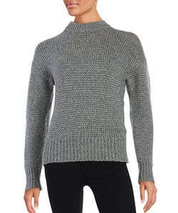 Dkny Pure | Knit Wool-Blend Sweater