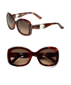 Salvatore Ferragamo | 53mm Square Sunglasses