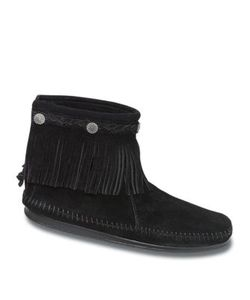 Minnetonka | Back Zip Boot