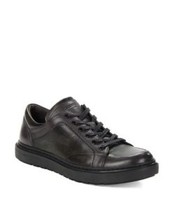 Karl Lagerfeld | Leather Low-Top Sneakers