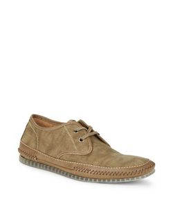 John Varvatos | Hester Lace-Up Moccasin Sneakers