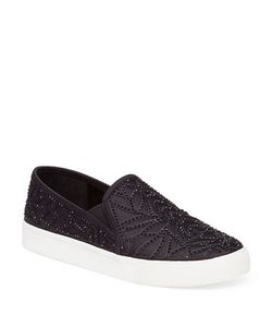 Imagine Vince Camuto | Serena Satin Slip-On Sneakers