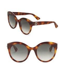 Gucci | 52mm Round Sunglasses