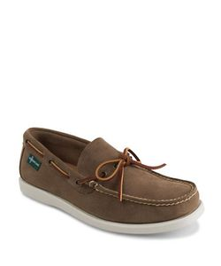 Eastland   Yarmouth 1955 Suede Boat Shoes