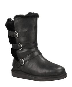 UGG | Becket Leather Mid-Calf Boots
