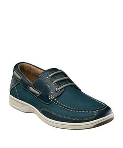 Florsheim | Lakeside Leather Oxford Boat Shoes