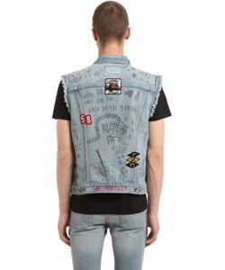 LEVI'S RED TAB | Customized Denim Vest