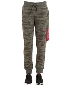 Alpha Industries | Cargo Cotton Terry Sweatpants