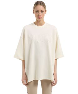 FENTY X PUMA | Oversized Cotton Jersey T-Shirt
