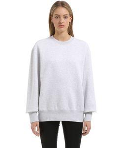 Yeezy | Crewneck Heather Cotton Sweatshirt