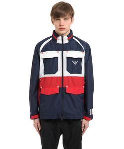 ADIDAS ORIGINALS BY WHITE MOUNTAINEERING | Nylon Windbreaker Jacket