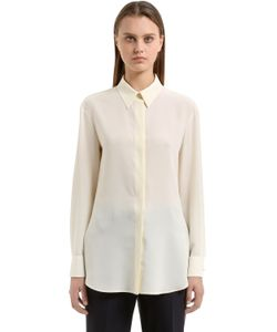 Salvatore Ferragamo | Silk Crepe De Chine Shirt