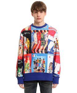 Champion | Limited Edition Printed Sweatshirt