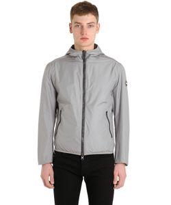 COLMAR ORIGINALS | Reversible Hooded Light Nylon Jacket