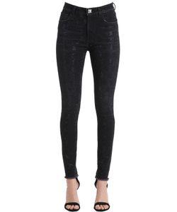 John Richmond | Skinny Stars Embellished Denim Jeans