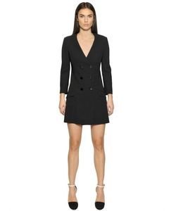 Emporio Armani | Techno Bonded Jacket Dress