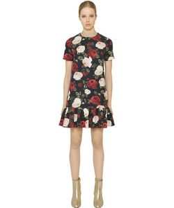 Blugirl | Floral Print Light Techno Cady Dress