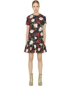 Blugirl | Floral Print Light Techno Cady Dress