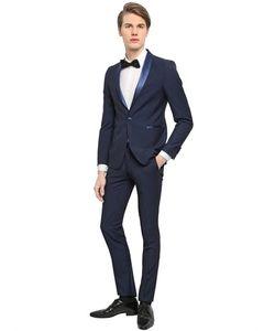 Tagliatore | Super 110s Virgin Wool Tuxedo