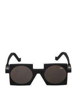 Vava | Juan Atkins Square Frame Sunglasses